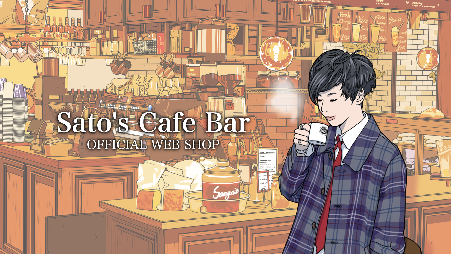 Sato's Cafe Bar