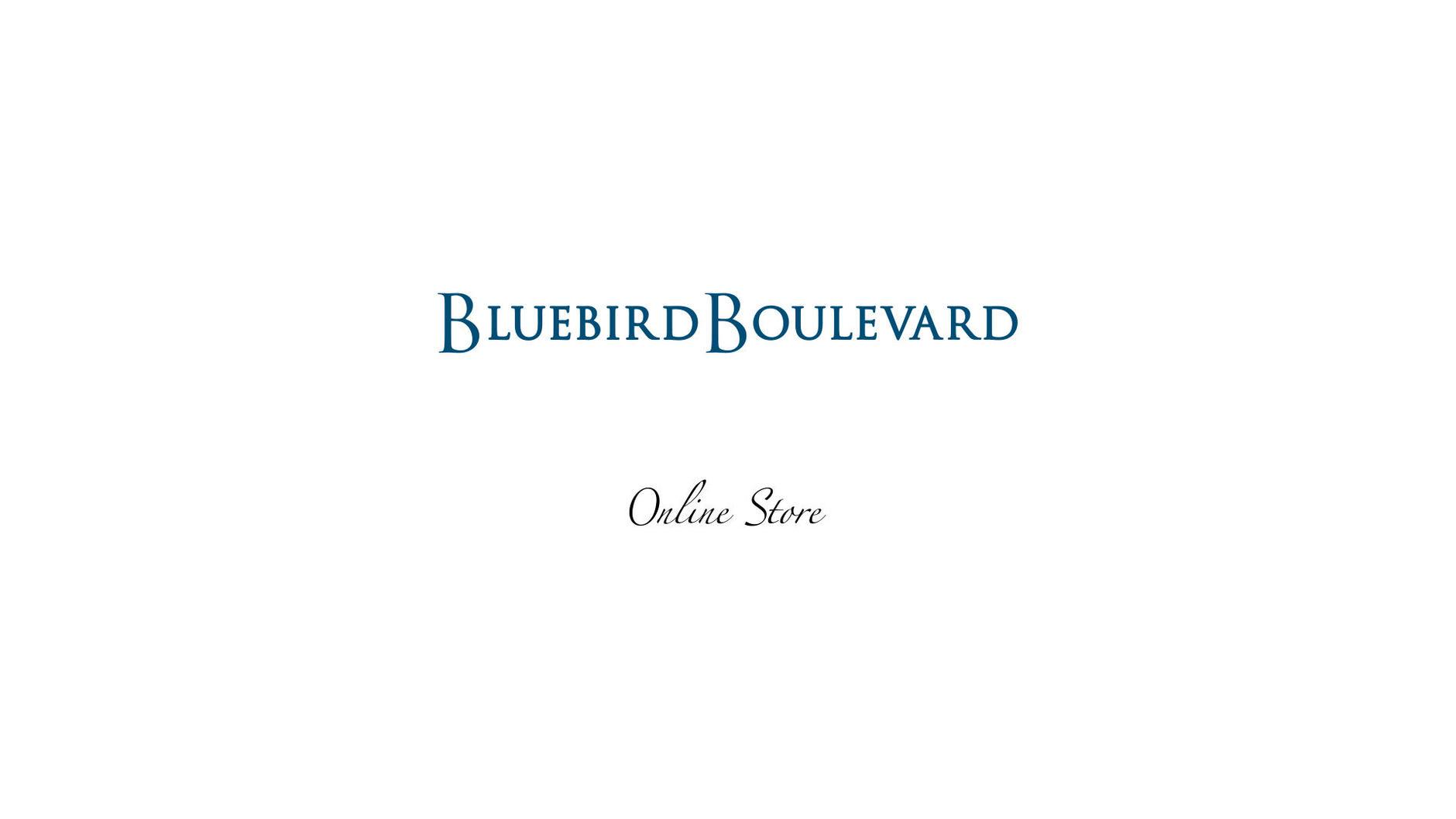 BLUEBIRD BOULEVARD Online Store