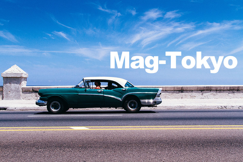 COOL & HOT  LIFESTYLE  SHOP  【 MAG-TOKYO 】