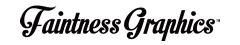 グラフィックTシャツストア/ Faintness Graphics