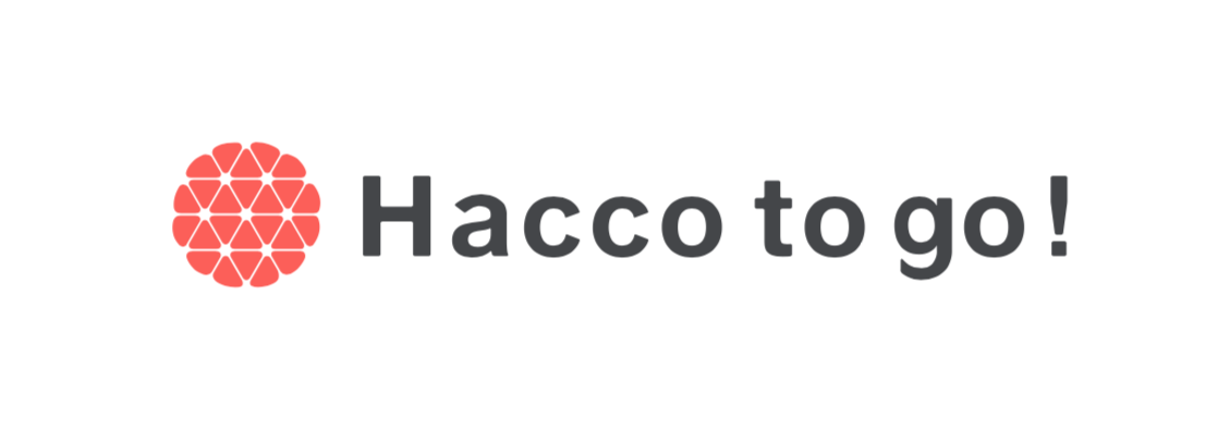 Hacco to go!  ONLINE SHOP