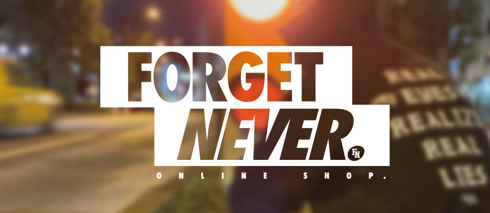 Forget Never Clothing.
