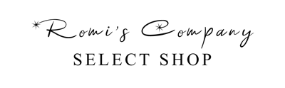 ROMI'S COMPANY SELECT SHOP | ロミズカンパニーセレクトショップ