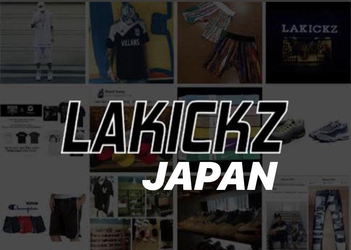 LAKICKZ     JAPAN