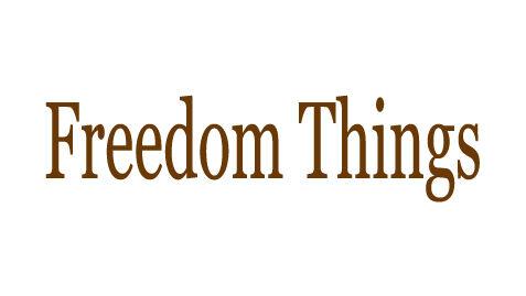 FREEDOM THINGS2020