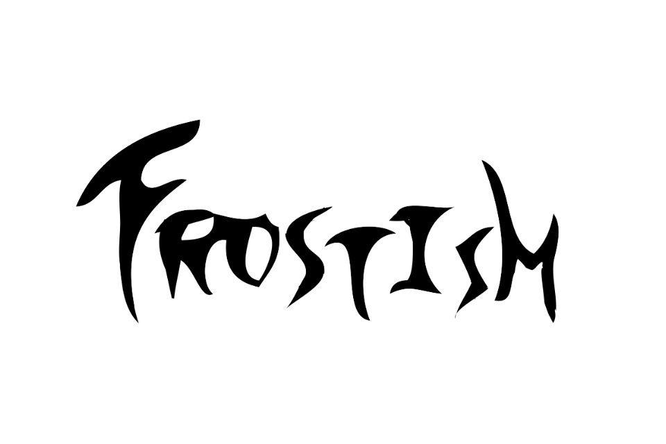 FROSTISM ロゴ