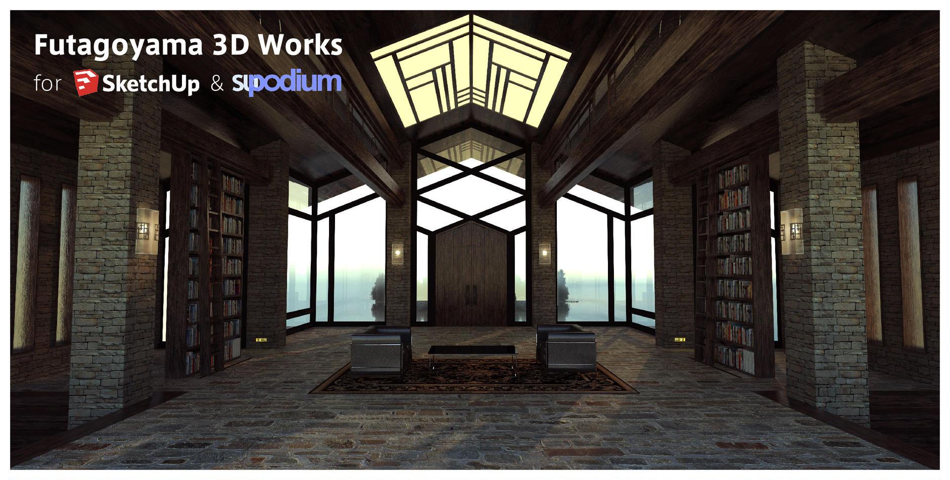 Futagoyama 3D Works