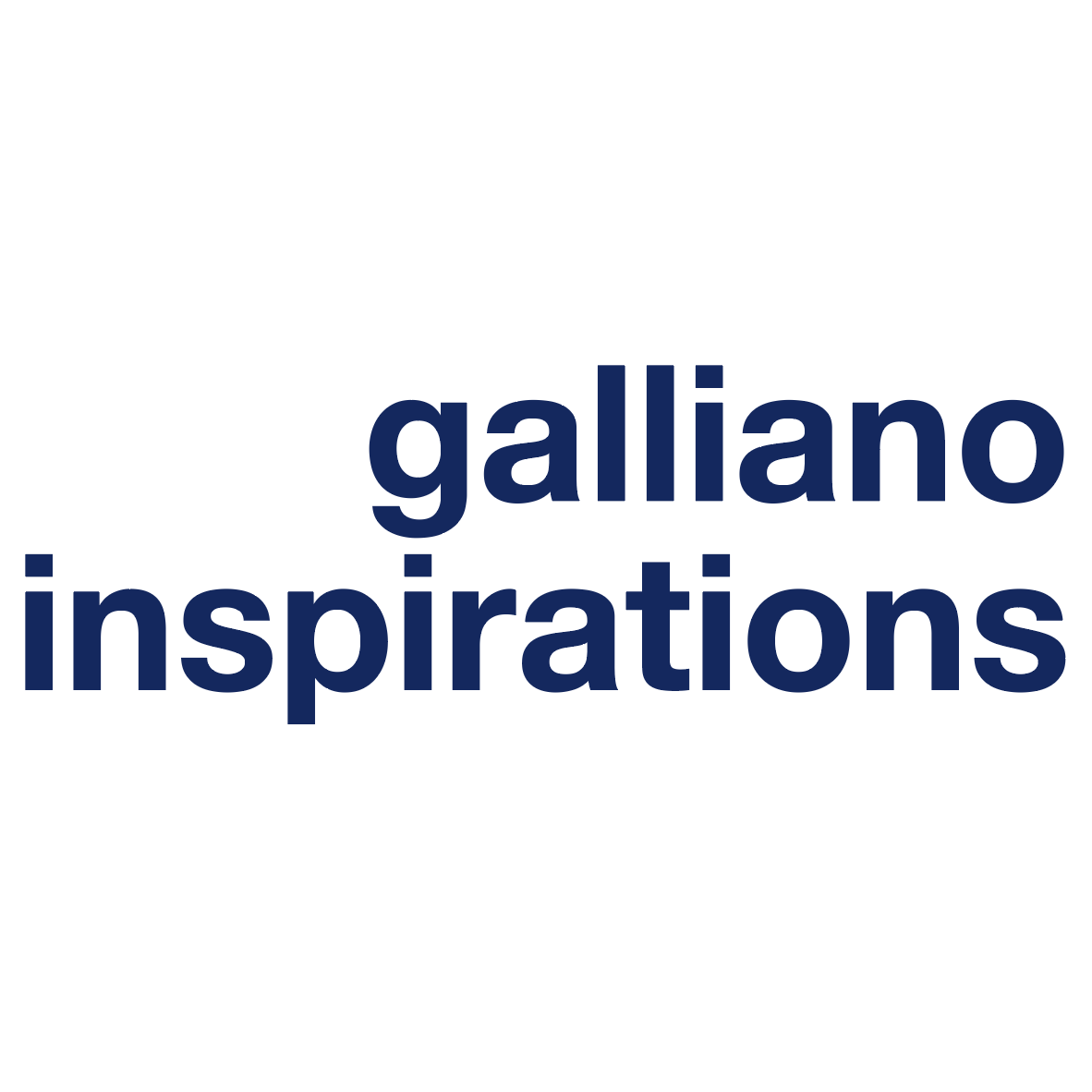 galliano inspirations