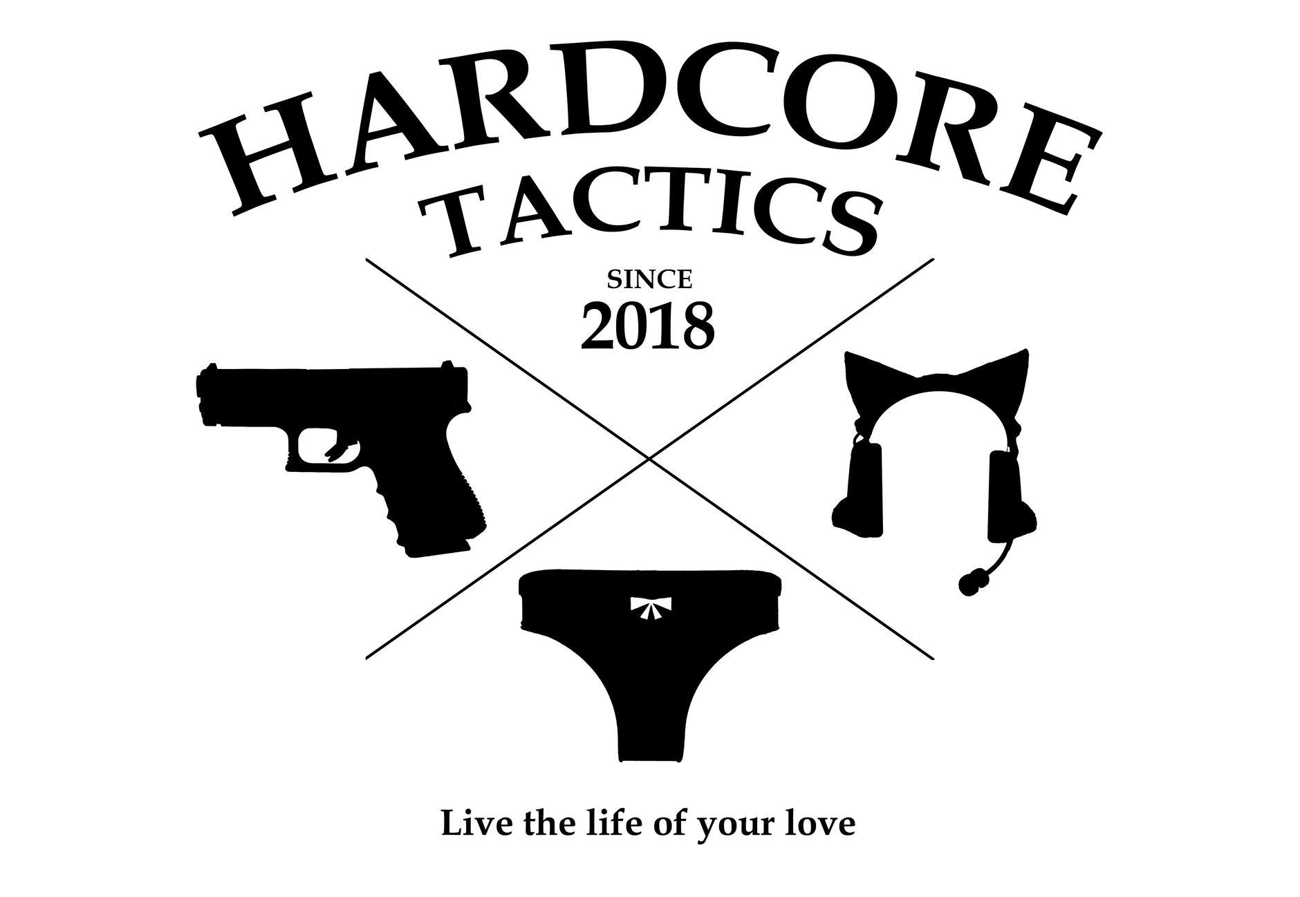 HARDCORE TACTICS official Online Store