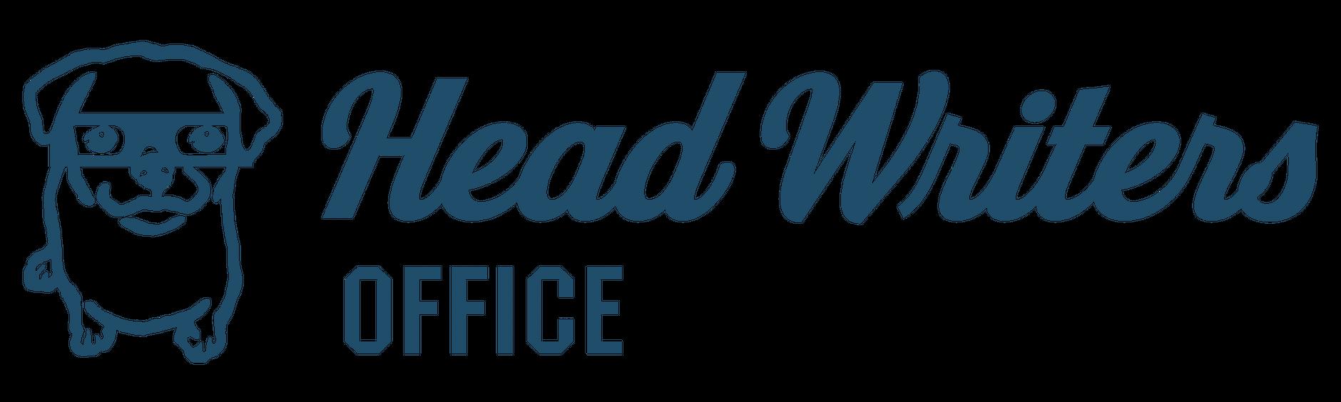 Head Writers Office STORE