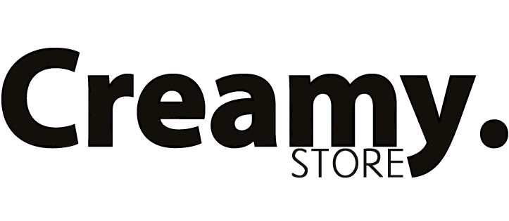 Creamy. Web Store