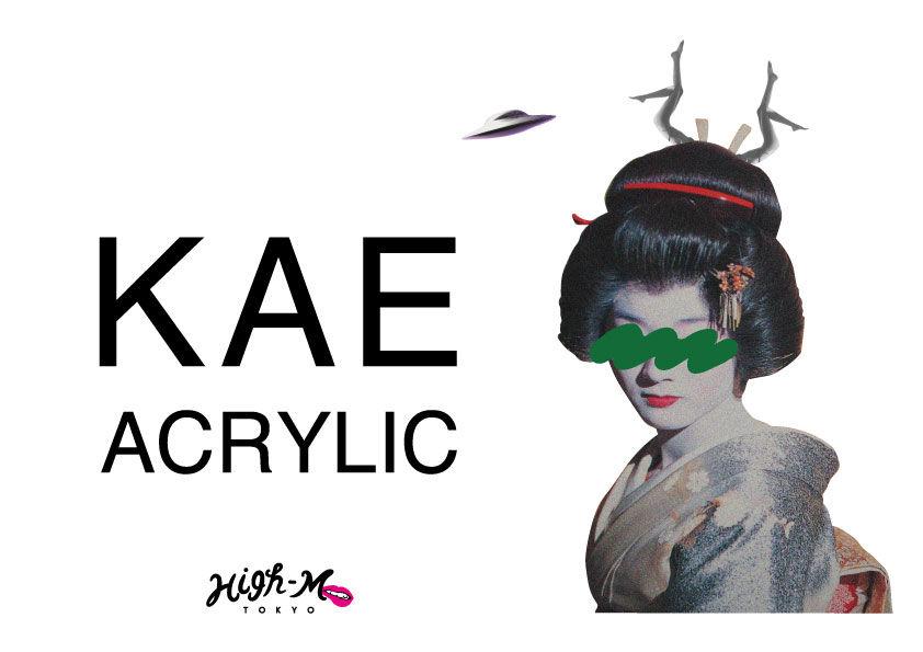 KAE ACRYLIC/High-Me TOKYO