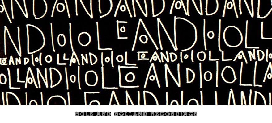HOLE AND HOLLAND WEB SHOP