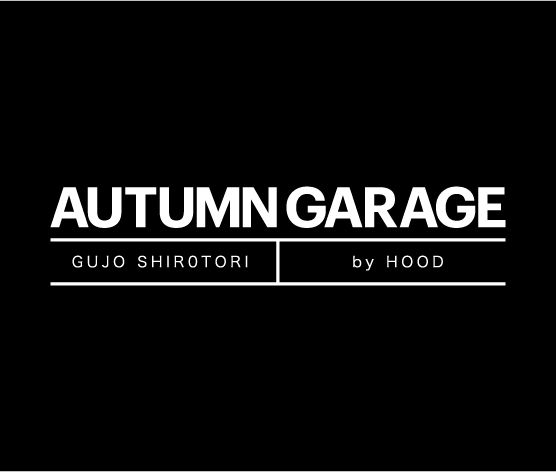 AUTUMN GARAGE by HOOD