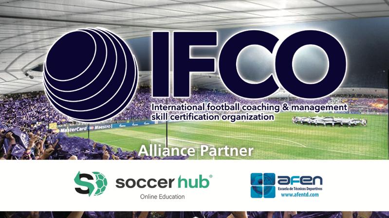 IFCO〜国際サッカーコーチングアンドマネジメントスキル認証機構〜