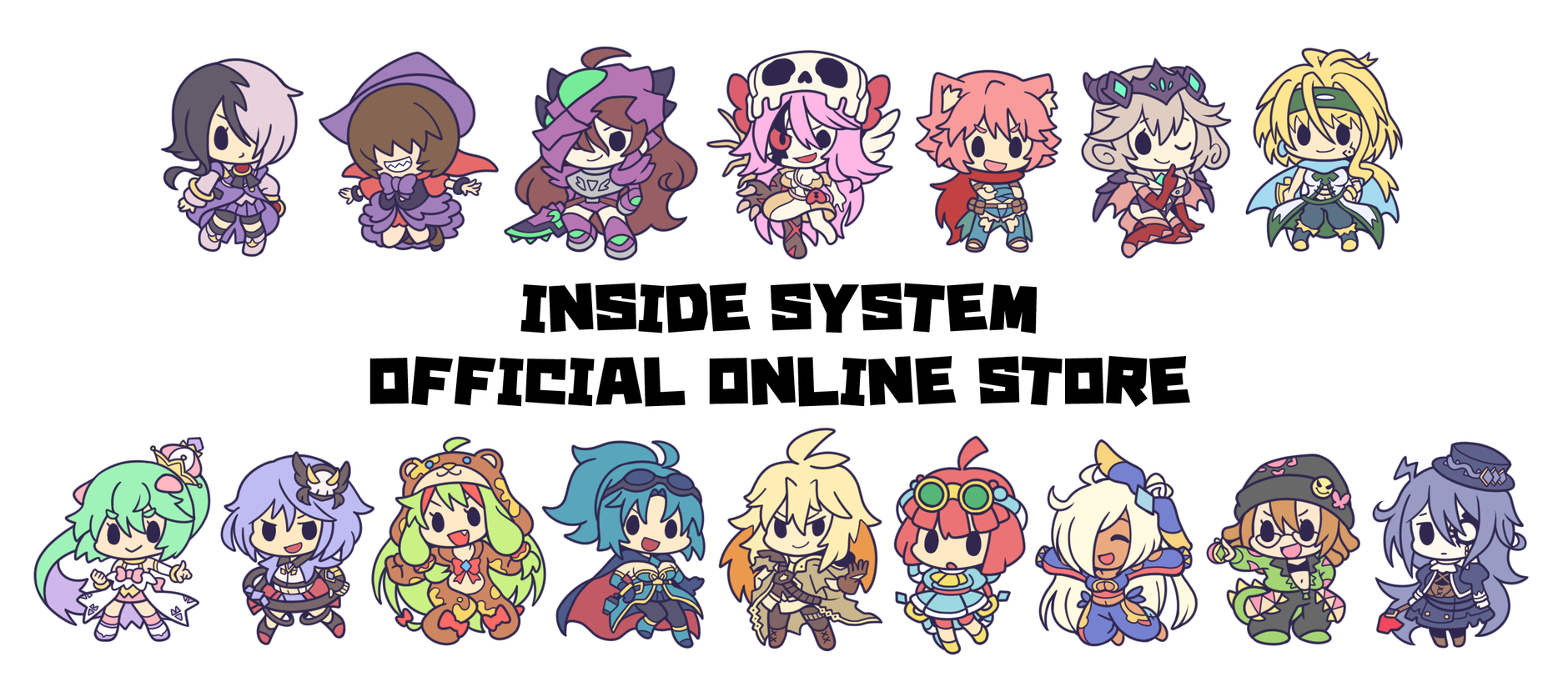 INSIDE SYSTEM OFFICIAL ONLINE STORE