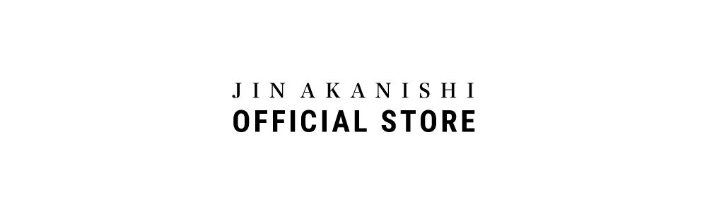 JIN AKANISHI OFFICIAL STORE