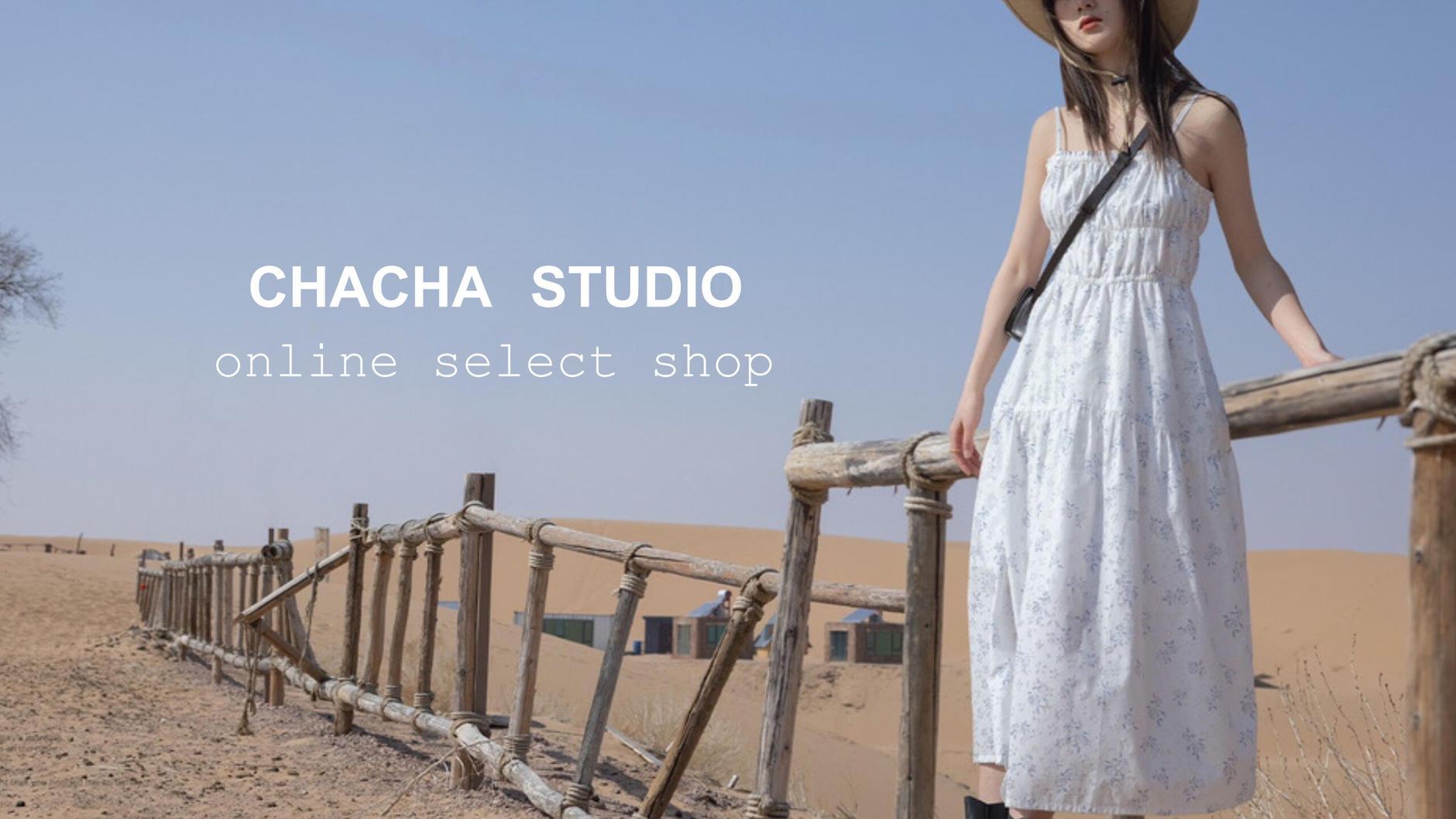 CHACHA  STUDIO