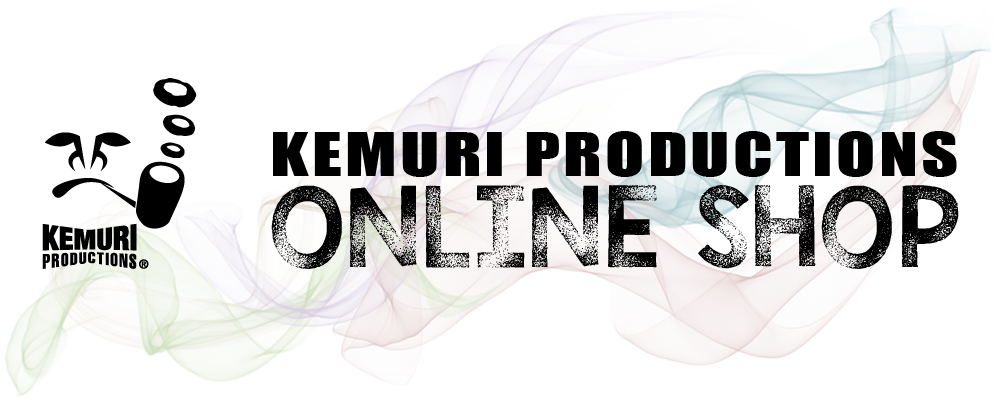 KEMURI PRODUCTIONS ONLINE SHOP