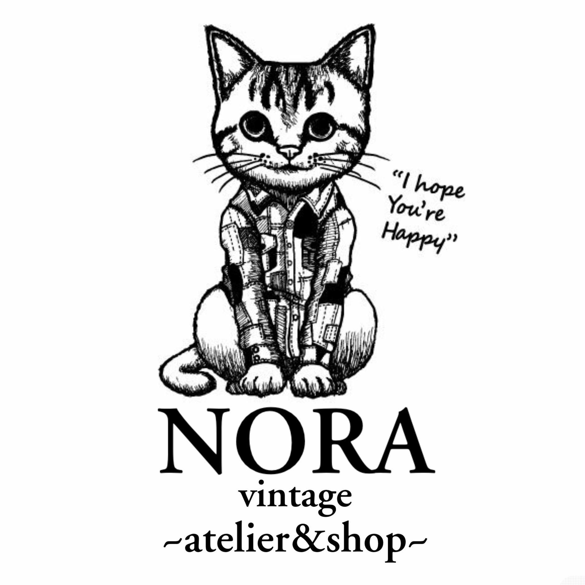 NORA vintage~ atelier&shop~