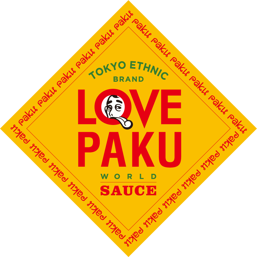 LOVEPAKU SAUCE  |  ラブパクソース 公式オンラインストア