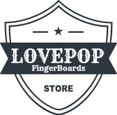 LOVE POP Fingerboards
