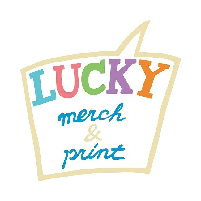 LUCKY merch & print STORE