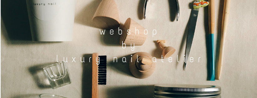 Web shop by luxury nail atelier