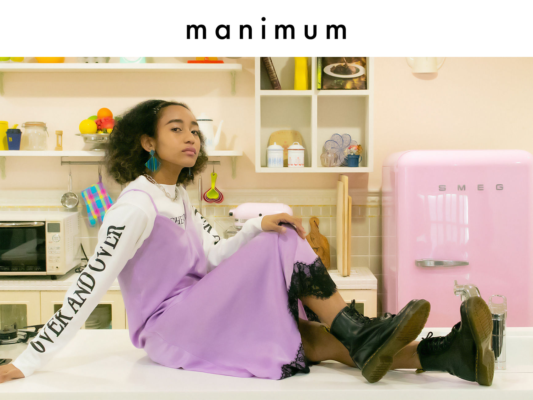 manimum official ONLINE STORE
