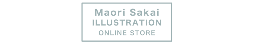 Maori Sakai illustration STORE