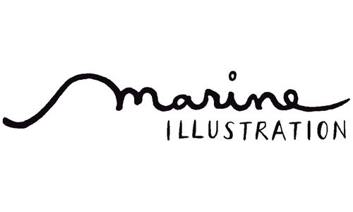 Boutique Marine Illustration