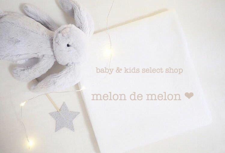 こどもふく*melon de melonn