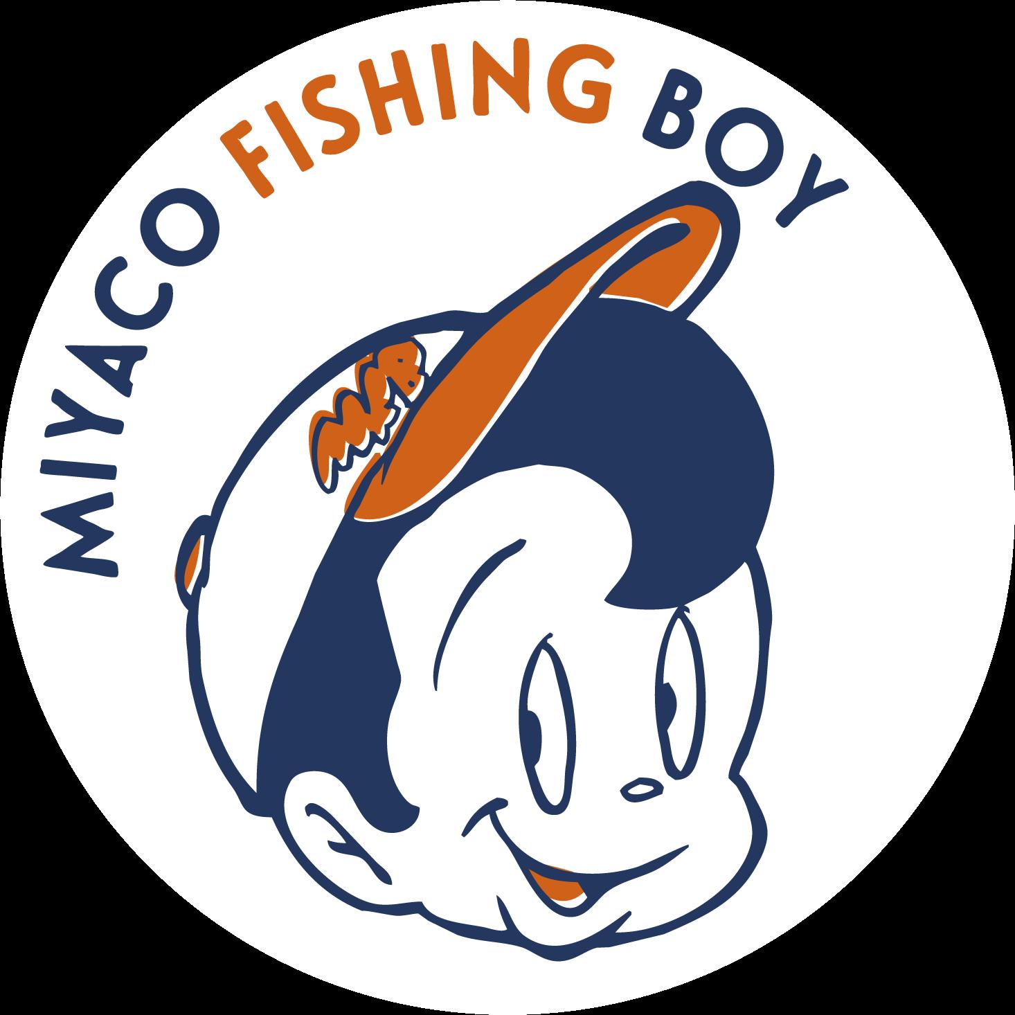 MIYACO FISHING BOY