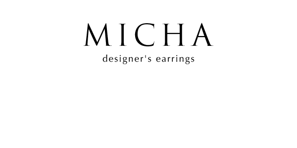 MICHA 公式|designer's earrings