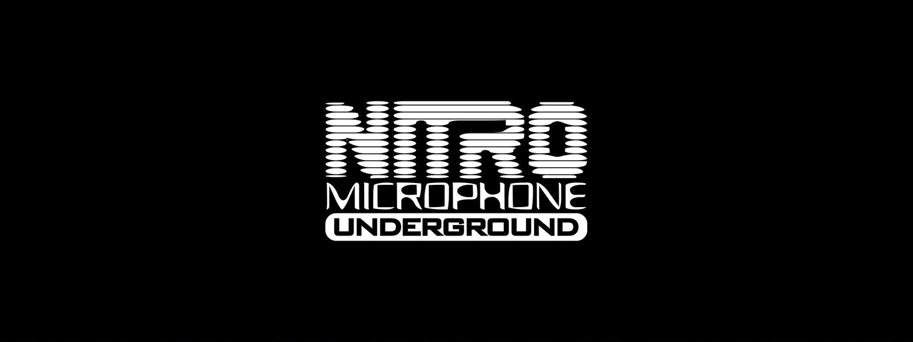 NITRO MICROPHONE UNDERGROUND Official Online Store