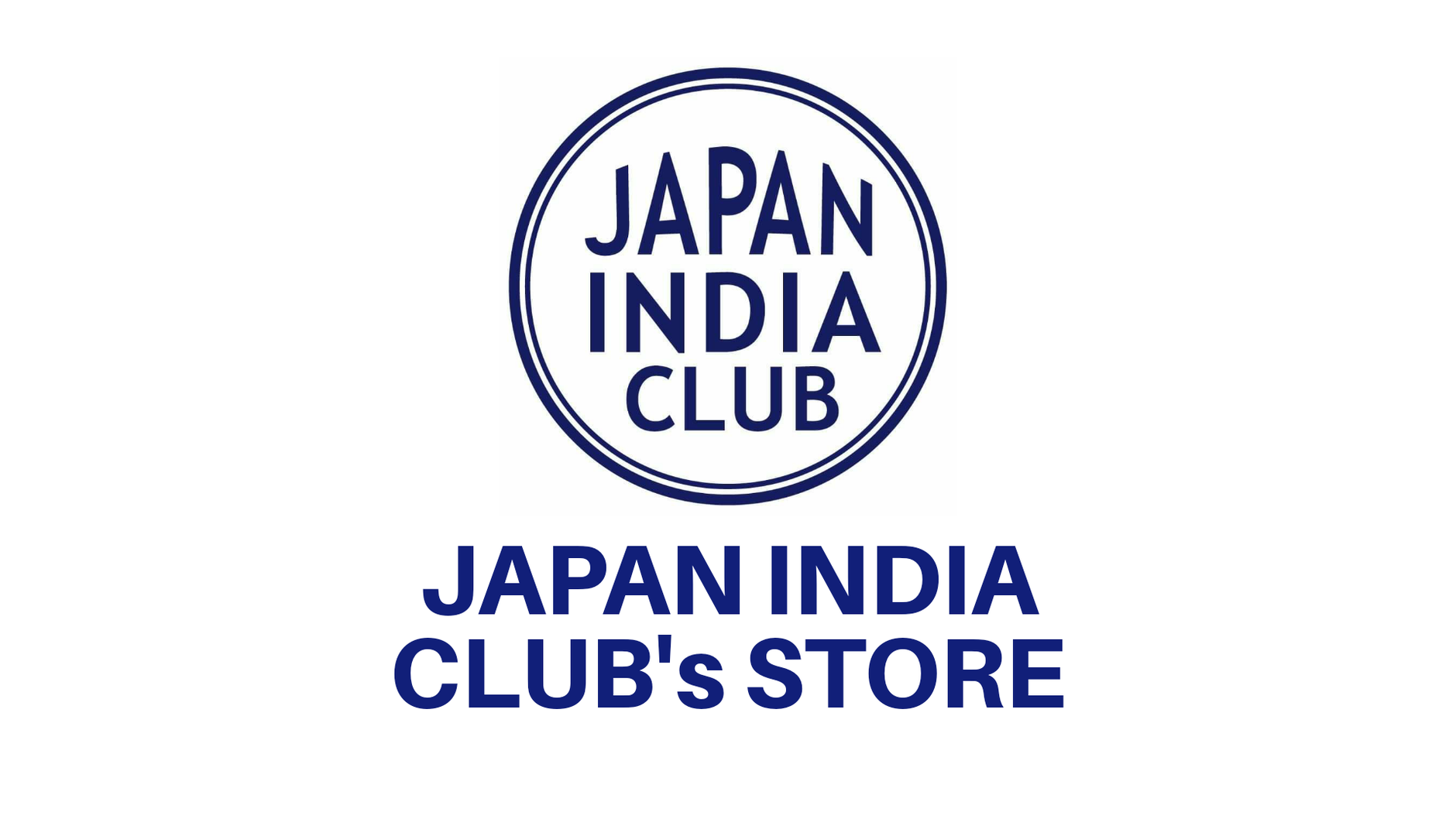 JAPAN INDIA CLUB's STORE