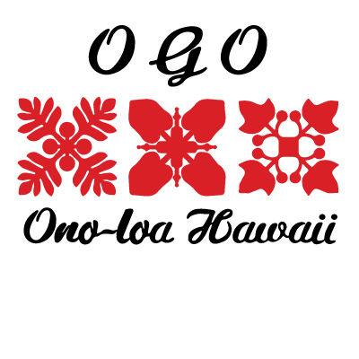 OGO ONO-LOA HAWAII