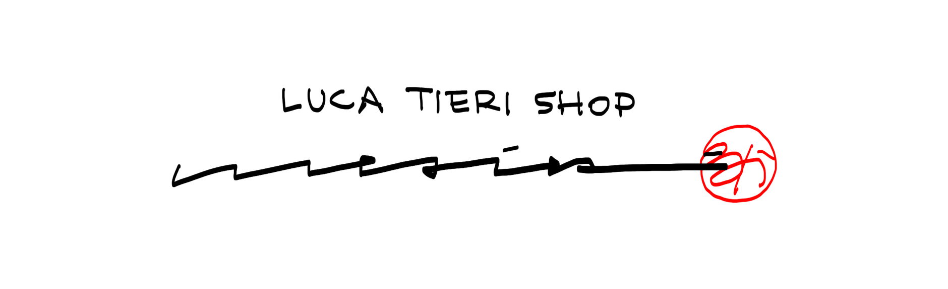 LUCA TIERI SHOP(閉鎖中)