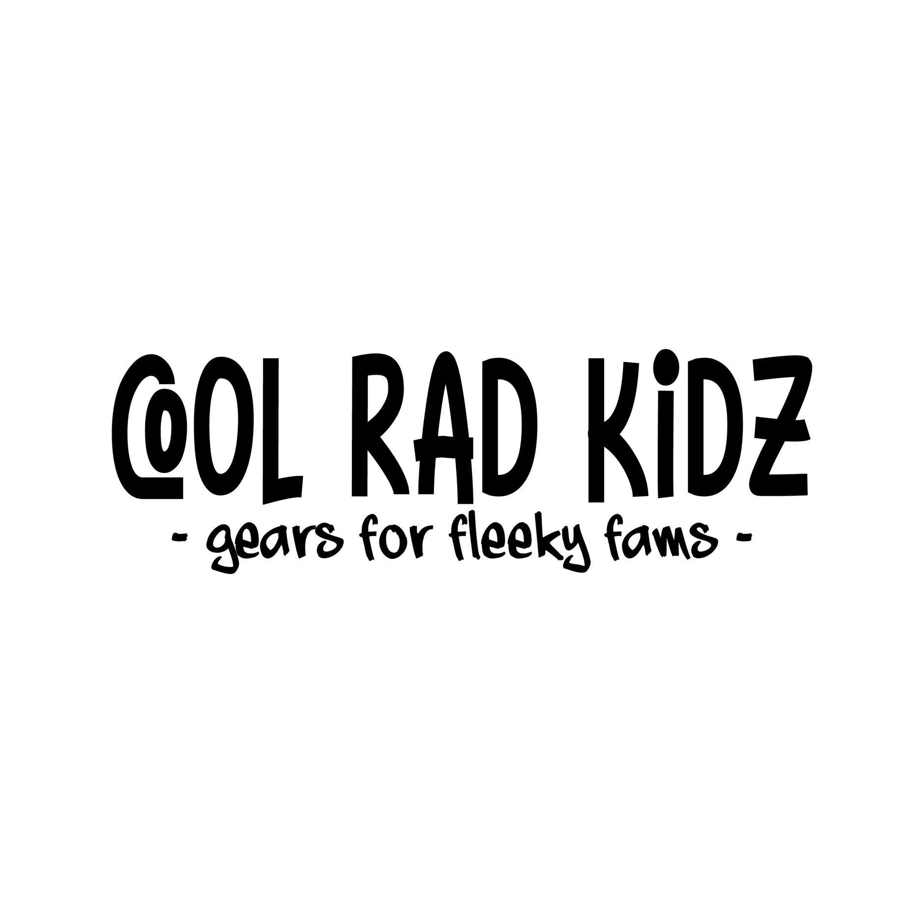 COOL RAD KIDZ