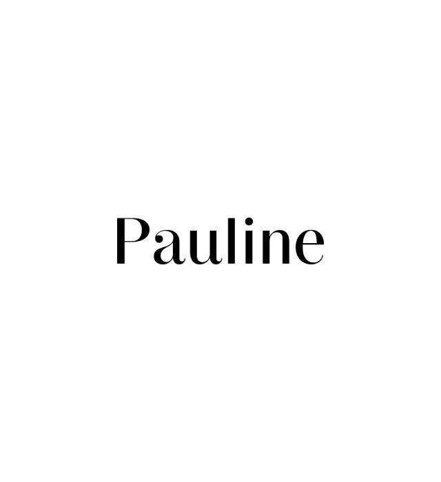 Pauline Online Store