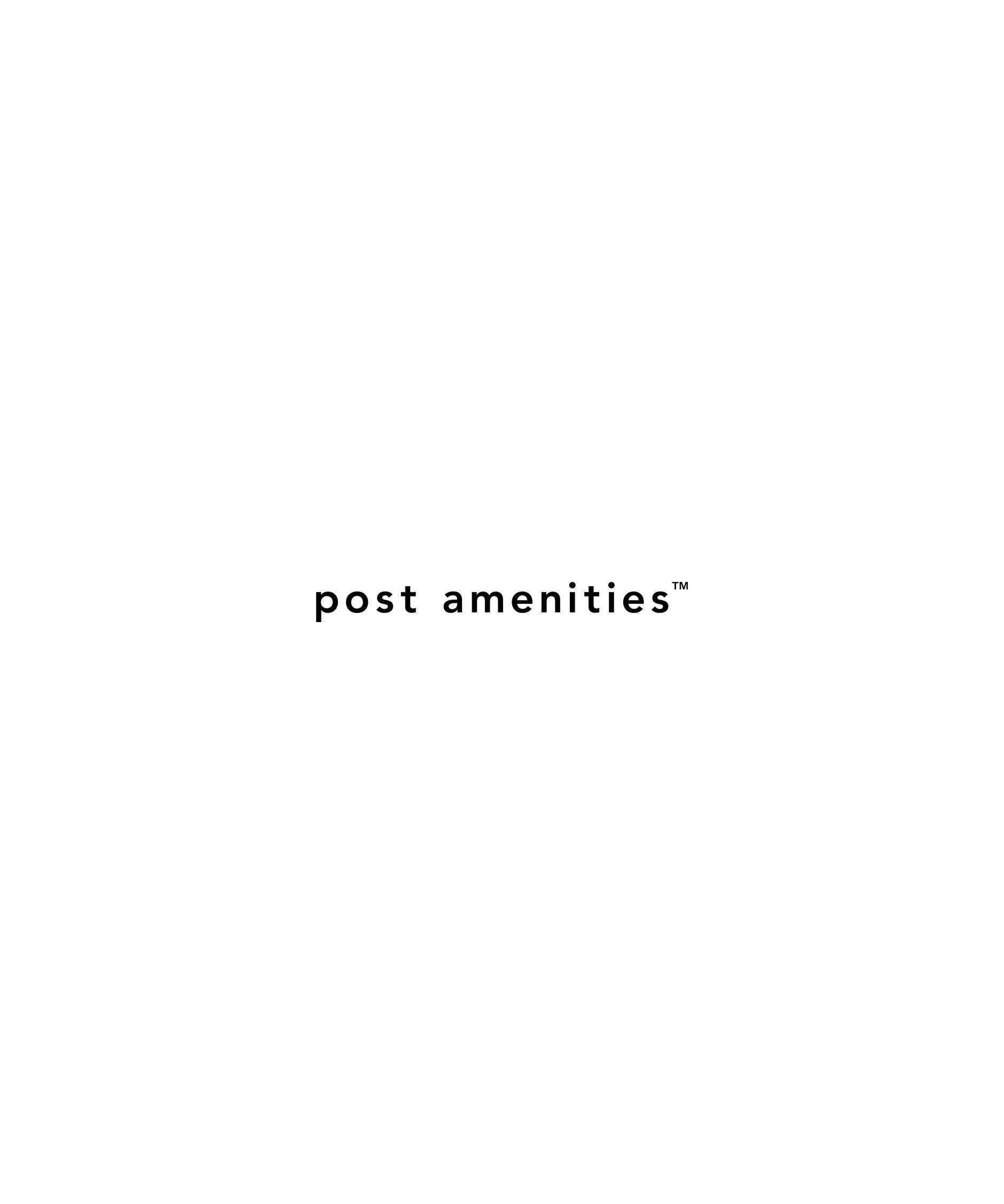 post amenities