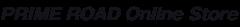 PRIME ROAD Online Store