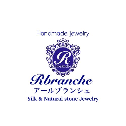 アールブランシェ silk&natural stone jewelry