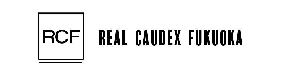 REAL CAUDEX FUKUOKA