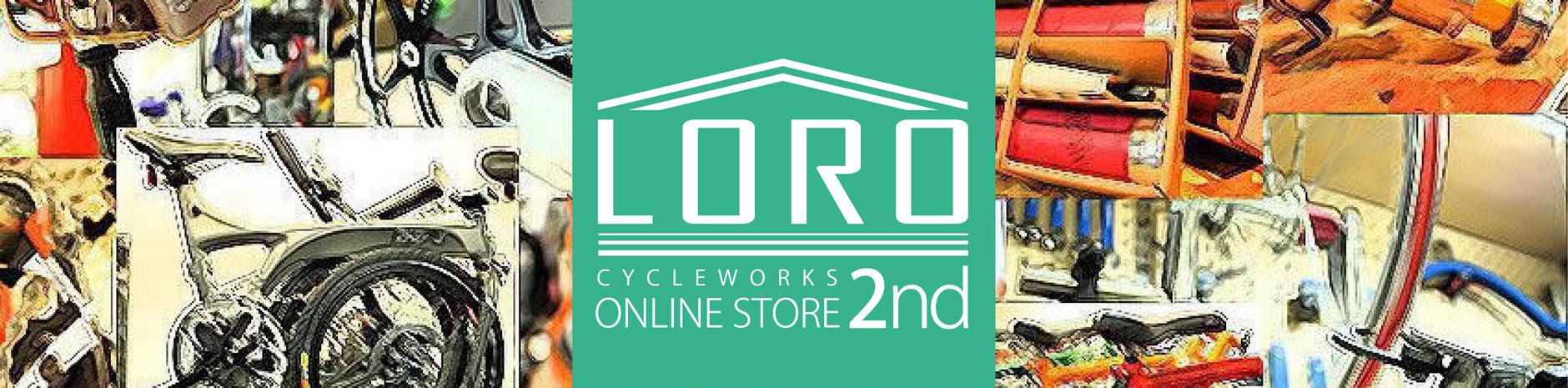 LORO CYCLE WORKS ONLINE STORE 2nd