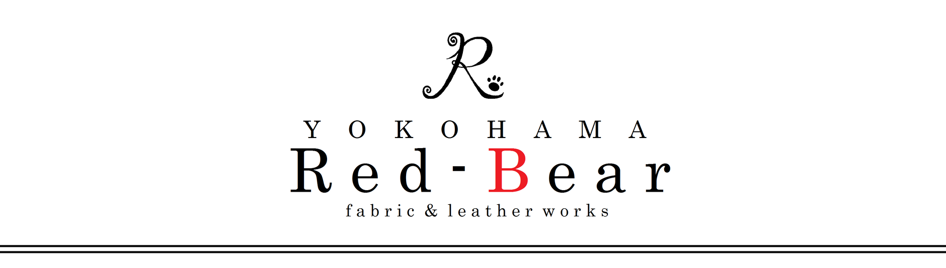 Yokohama Red-Bear fabric & leather works