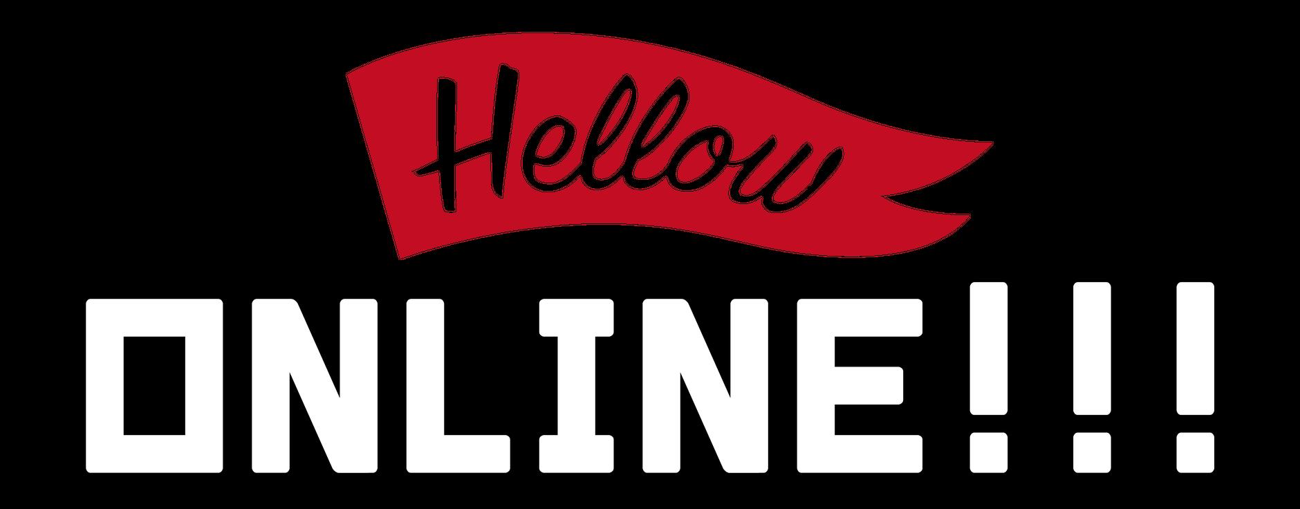 Hellow ONLINE!!!