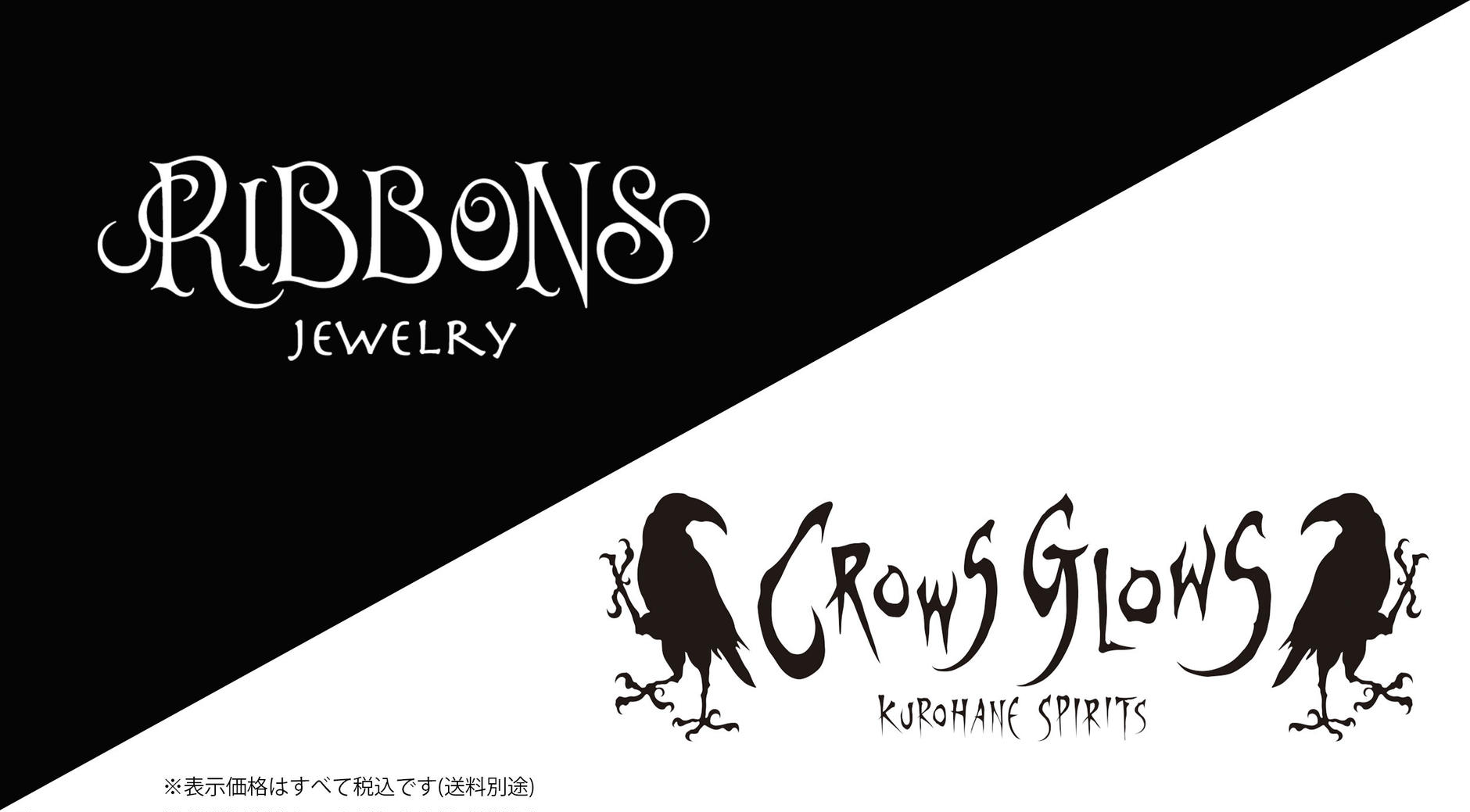 RIBBONS JEWELRY / CROWS GLOWS( シルバーアクセサリー)