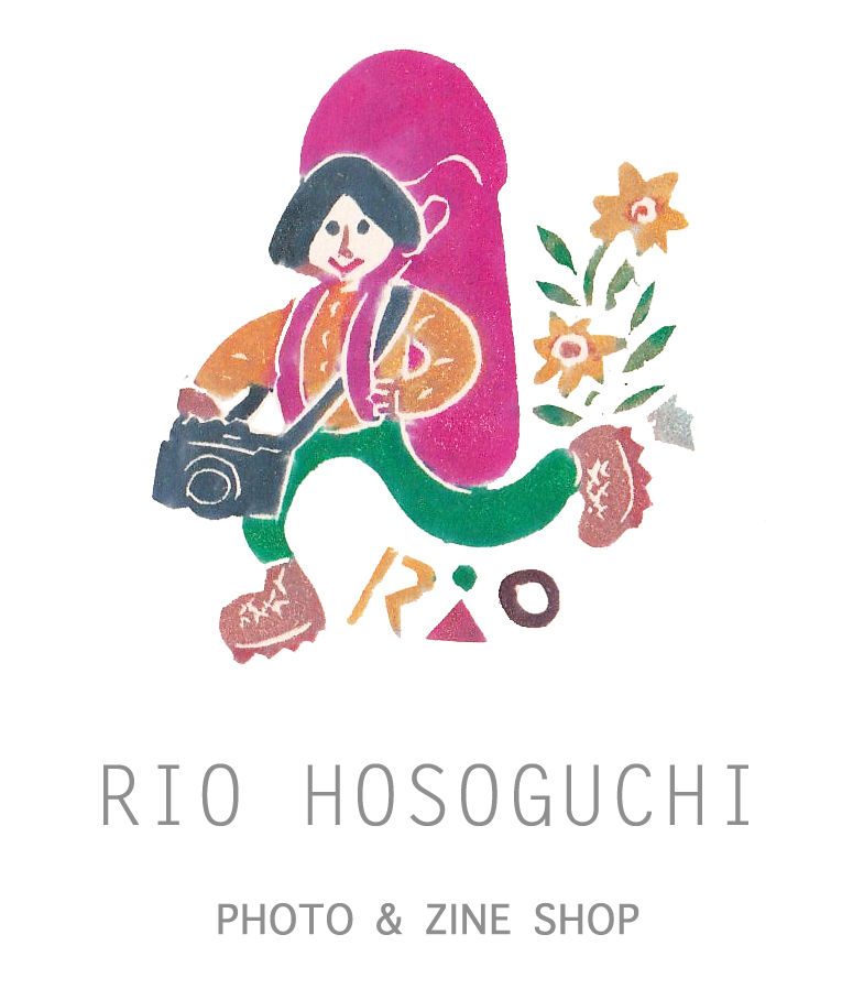 Rio Hosoguchi PHOTO & ZINE SHOP