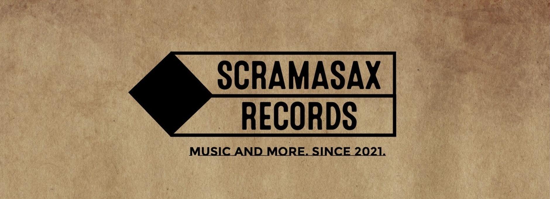 SCRAMASAX RECORDS STORE